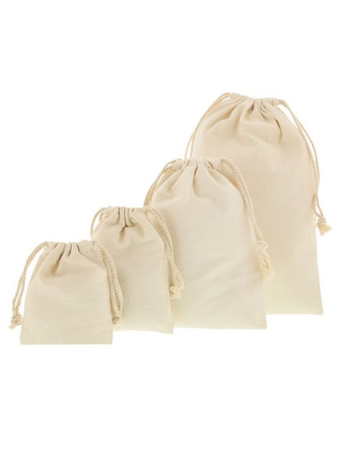 ᐅ bolsitas de algodón sacos de algodón saquitos de algodón