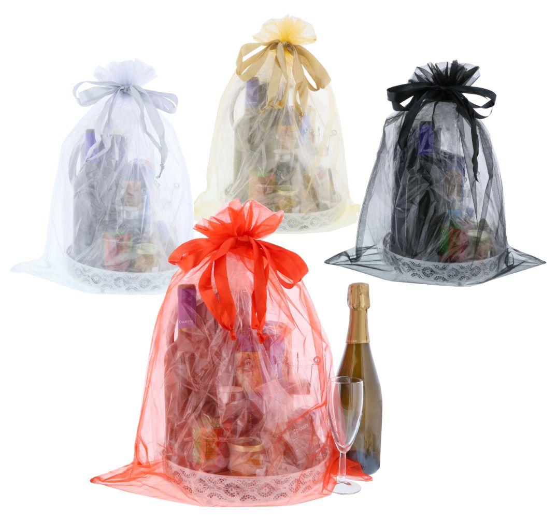 8c2f210db 10 piezas Mega Jumbo Organza Bags 50x65cm-XXL-Shingyo