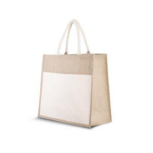 Bolsa de yute para la playa Combi 37x42x20cm