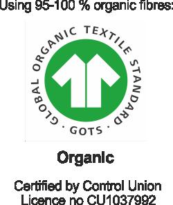 GOTS logo inc licentie nummer small