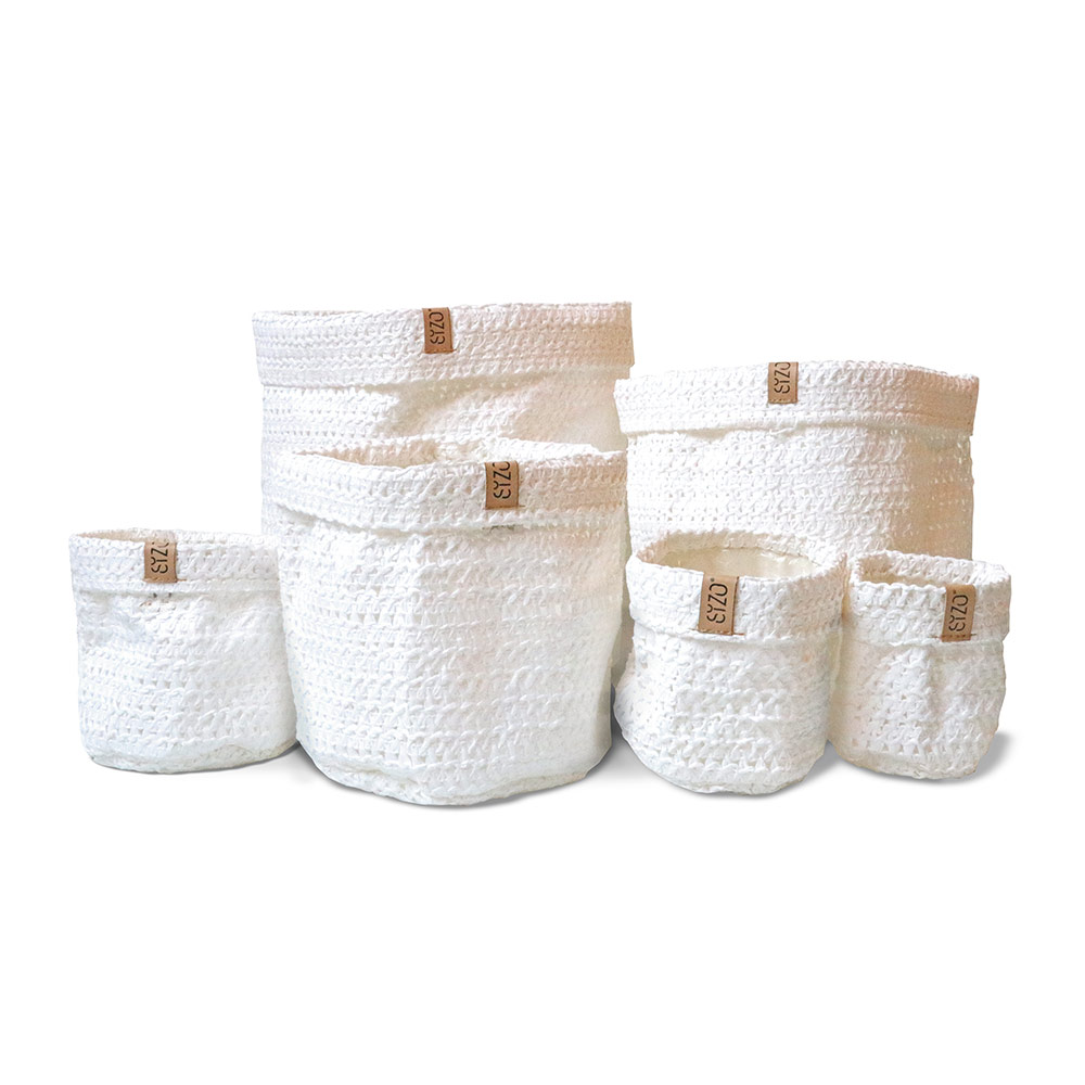 Knitted-bags-White-complete-set